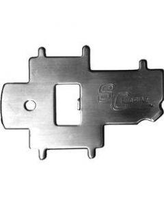 Seachoice Deck Plate Key & Screw Driver