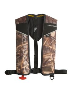 Stearns 1431 24g Auto/Manual Inflatable Harness - Camo