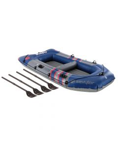 Sevylor Colossus 4P - 4-Person Inflatable Boat