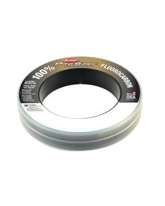 Berkley PorSpec 100% Flurocarbon Leader 25 Yd. Wrist Spool - Lb. Test/Diam: 30/0.022, Color: Clear