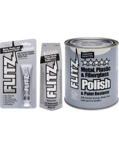 Flitz Metal, Plastic & Fiberglass Polish, 1.76 oz.