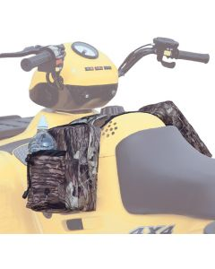 Kwik Tek ATV Tank Saddlebags, Black