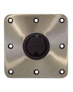 "Springfield Plug-In, 2-3/8"", Base Only, 7"" x 7"""