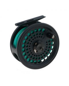 Shakespeare Fly Reel - Handed: Right/Left, Reel Size 6/7, Gear Ratio 3:8:1, No Anti-Reverse