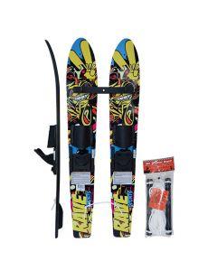 Rave Sports Kid's RIM Trainer Water Skis