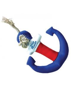 Paws Aboard Interactive Pet Play Toy, Floating Anchor With Throwing Rope