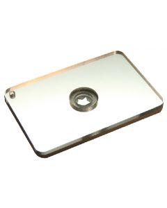 Seachoice Starflash Floating Emergency Signal Mirror