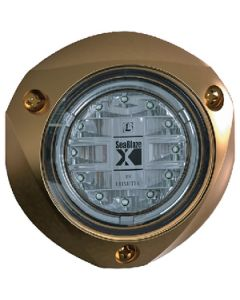 Lumitec Seablazex Underwater Light, Bronze 101141