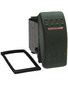 Sierra Non-Illuminated Weather Resistant Contura Rocker Switch RK19460-1