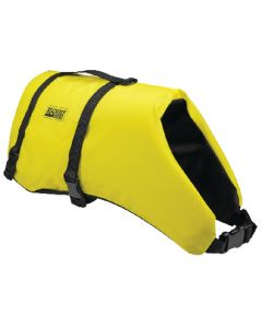Seachoice Dog Life Vest, Yellow, M 20 to 50 Lbs.