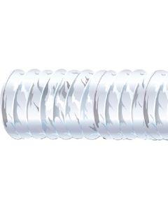 "Shields 4"" X 10' White Vinylvent Duct Hose"