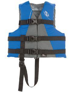 Stearns Classic Series Nylon Vests, Child Blue 3000001705