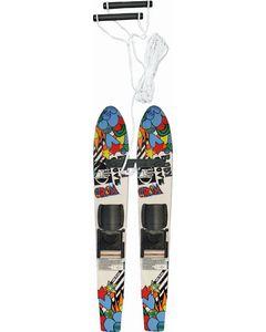 Body Glove Grom Trainer Skis