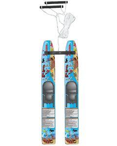 Hydroslide Water Wabbit Trainer Skis