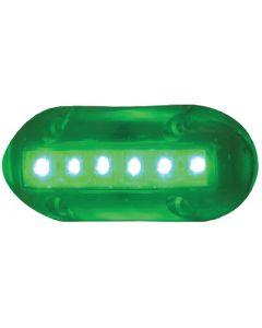 T-H Marine Supply High Intensity Led Underwater Lights, Green