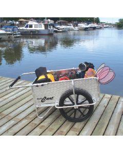 Dock Edge Aluminum Collapsible Smartcart Dock Cart