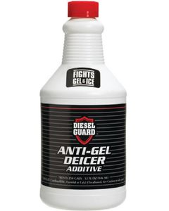Valvtect Diesel Guard Anti-Gel Deicer Additive, Qt.
