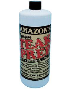 Amazon Teak Prep, Quart