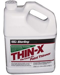 Savogran Company Thin-X Red Paint Thinner Gal