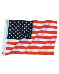 """Seachoice U.S. Flag 12""""x18"""" Dyed"""