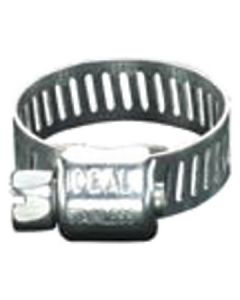 Ideal Ss Mini Hose Clamps, Size 10