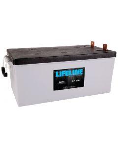 Midstate Battery Battery Lifeline Agm 12v D/C