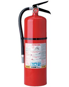 Kidde Fire Extinguisher B-Ii 10 Lb. Capacity