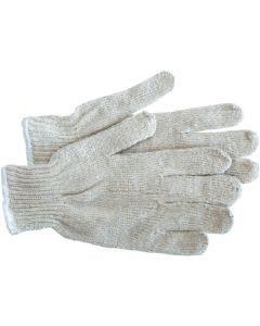 Boss Gloves White String Knit Gloves