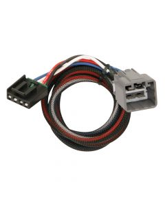 Tekonsha Brake Control Wiring Adapter - 2 Plug, Dodge, RAM, Jeep