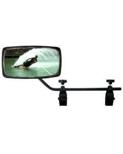 Attwood Clamp-On Ski Mirror, Universal Mount