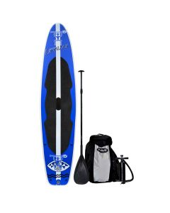 Rave Sports Outback Inflatable SUP - 10'6 Stand Up Paddle Board