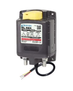Blue Sea Systems 7713 ML-RBS Remote Battery Switch w/Manual Control Release - 12V