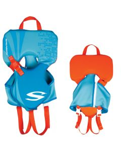 Stearns Infant Hydroprene Vest Life Jacket - Up to 30lbs - Blue