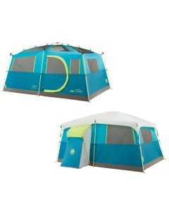 Coleman Tenaya Lake Fast Pitch Cabin w/Closet - 8 Person