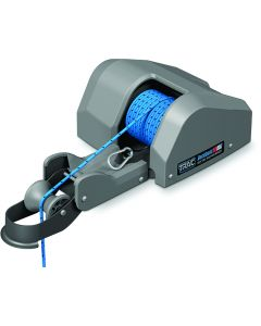 Trac Outdoor Products Anchor Winch 35 lbs Electric Boat Winches & Windlasses