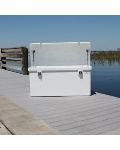 Rough Water Products Small Low Profile Dock Box