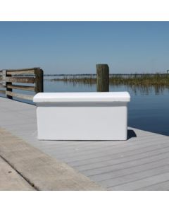 Rough Water Products Medium Low Profile Dock Box