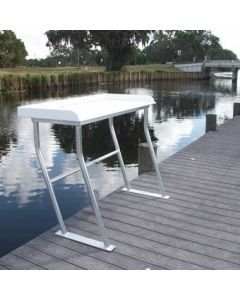 "Sea-Line Products 40"" Fish Cleaning, Fillet Table"