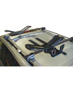 Malone SeaWing Stinger Combo Saddle Style Universal Car Rack Kayak Carrier with Load Assist Module