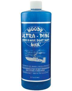 Woody Wax Boat Soap Ultra Pine 32 Oz