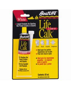 Boatlife Liquid Life-Calk 2 Oz Tube, White