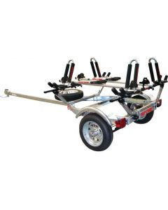 Malone MicroSport Two Kayak Package and Two Bike Transport Package