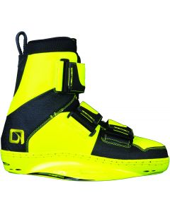 O'Brien GTX Bindings, Yellow, Size 8-10, Pair