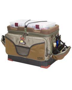 Plano 3700 Hydro-Flo Guide Series Tackle Bag, Tan/Brown