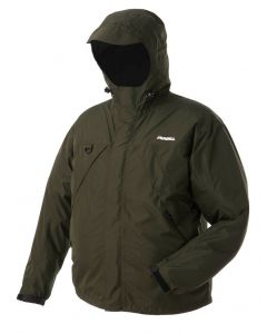Frabill F1 Storm Jacket (Dark Forest Green, Large)