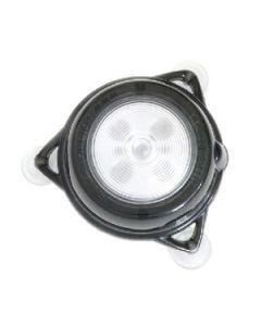 Davis LighShip Solar LED Interior Light w/ Suction Cups