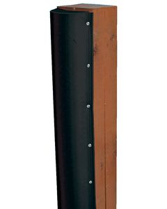 Dock Edge PILING/POST BUMPER BLACK