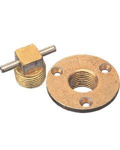 Seadog Garboard Drain Plug Bronze - Sea-Dog