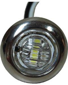 T-H Marine Supply LED PUSH-IN UTILITY LIGHT BLUE