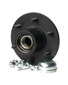 CE Smith C.E. Smith Trailer Hub Kit - Tapered Spindle - 6x5.5 Stud - 3,000lb Capacity